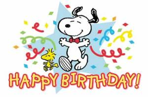Snoopy-Birthday-Cards